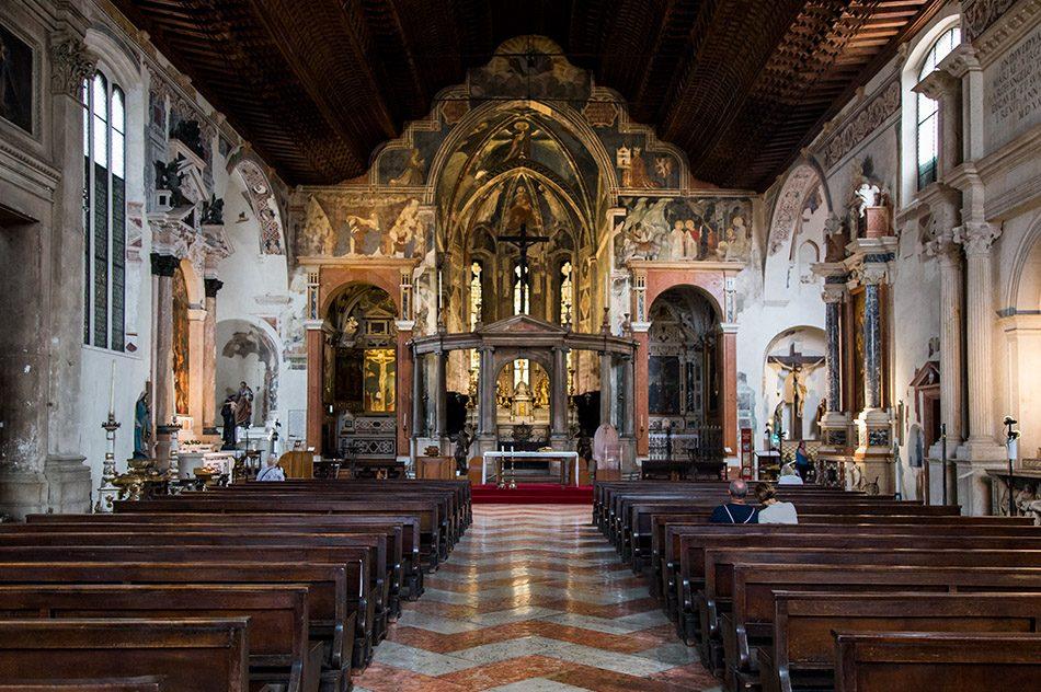 Fabian Fröhlich, Verona, Chiesa San Fermo Maggiore