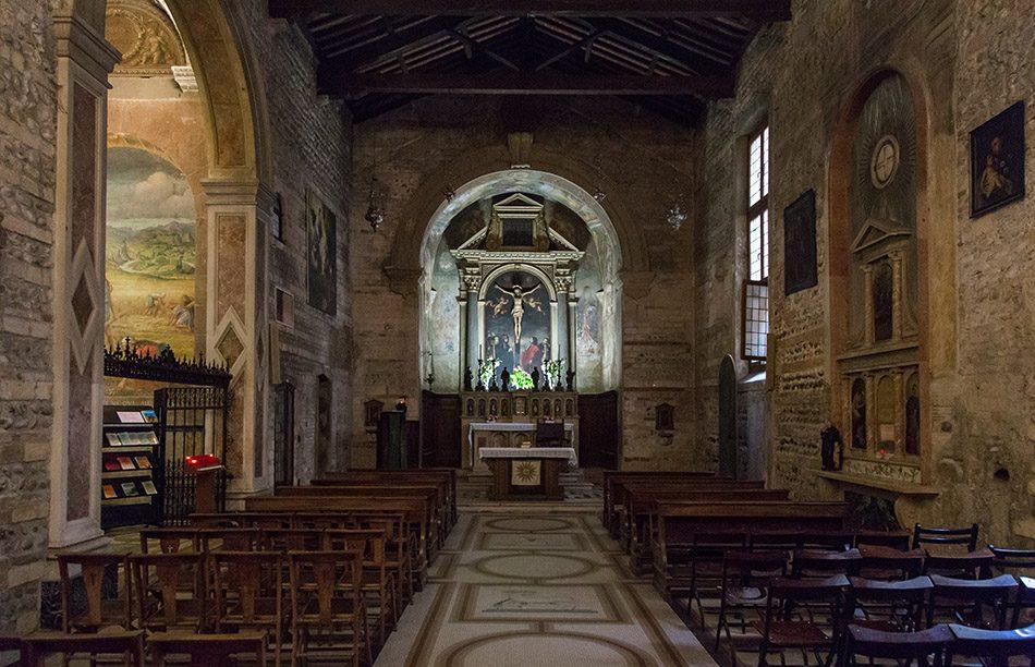 Fabian Fröhlich, Verona, Chiesa di San Giovanni in Foro