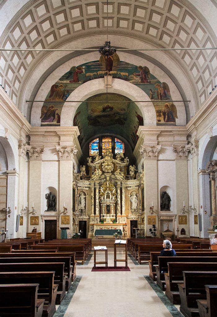 Fabian Fröhlich, Verona, Chiesa di San Luca