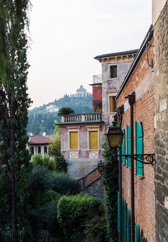 Fabian Fröhlich, Verona, Scalone Castel S. Pietro