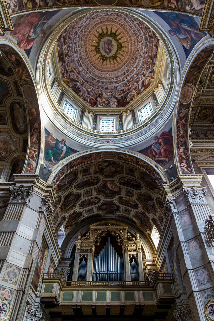 Fabian Fröhlich, Mantova, Duomo