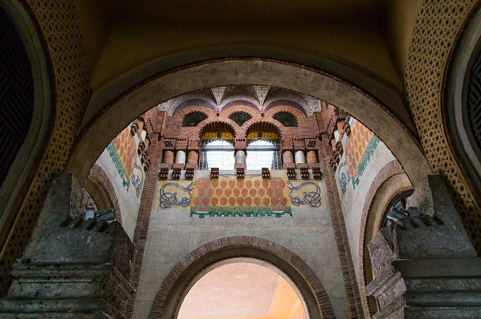 Fabian Fröhlich, Mantova, Loggia dei Mercanti