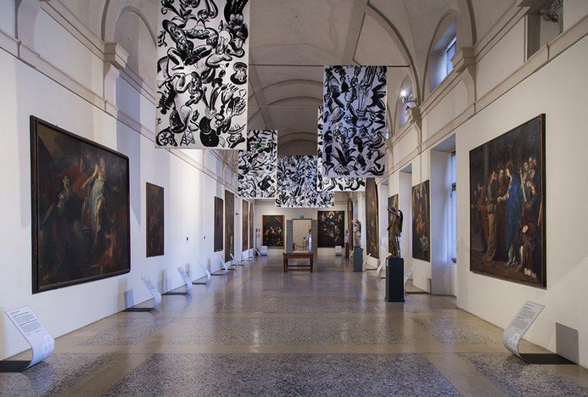 Fabian Fröhlich, Mantova, Palazzo Ducale,