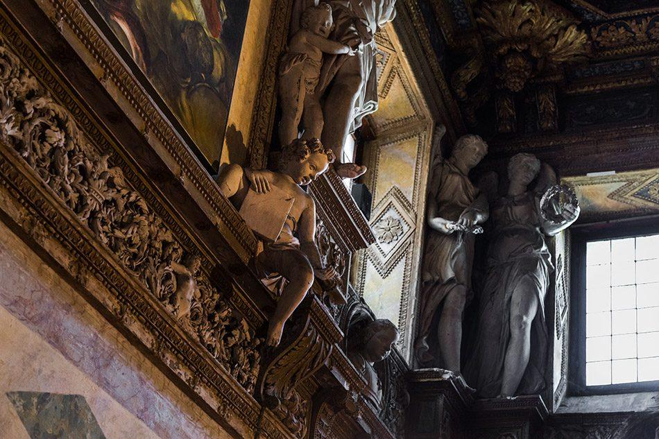 Fabian Fröhlich, Mantova, Palazzo Ducale, Corte Nuovo, Sala de Marchesi