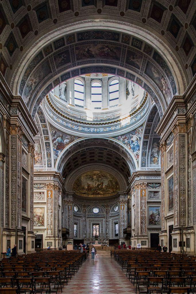 Fabian Fröhlich, Mantova, Basilica di Sant'Andrea di Mantova