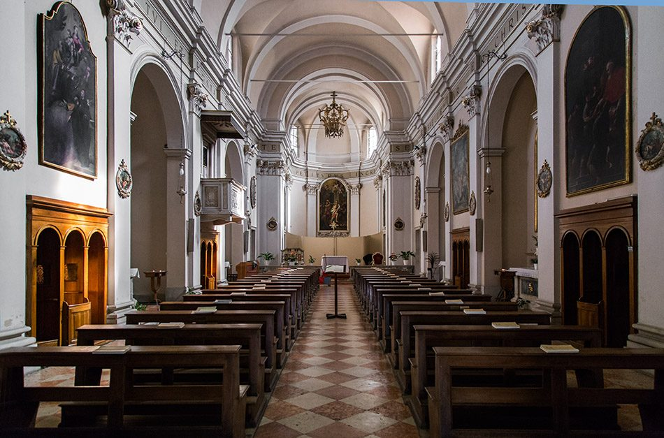 Fabian Fröhlich, Mantova, Chiesa di Sant'Egidio