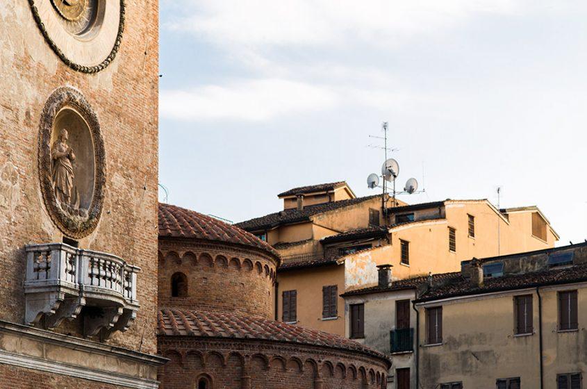 Fabian Fröhlich, Mantova, Torre dell'Orologio