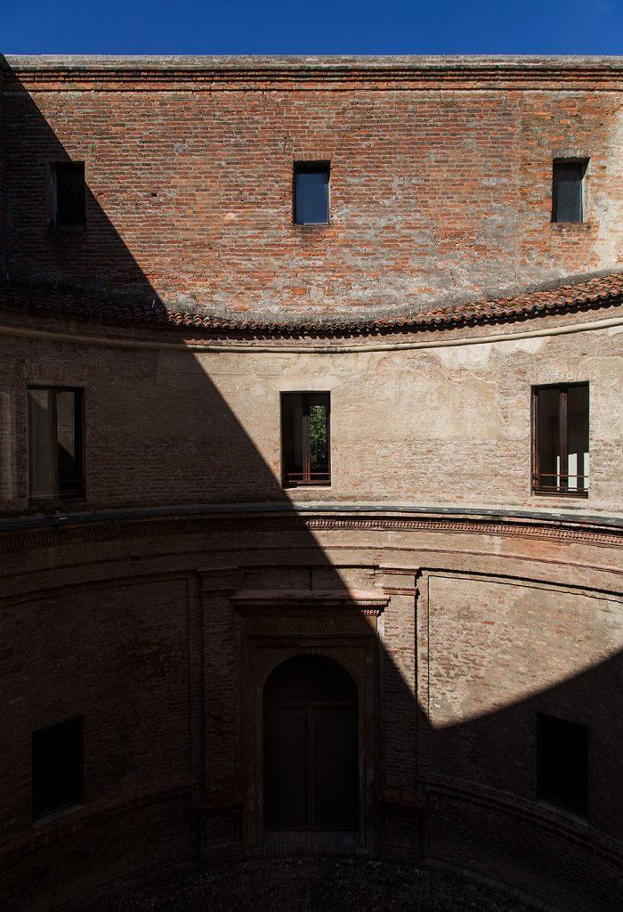 Fabian Fröhlich, Mantova, Casa del Mantegna