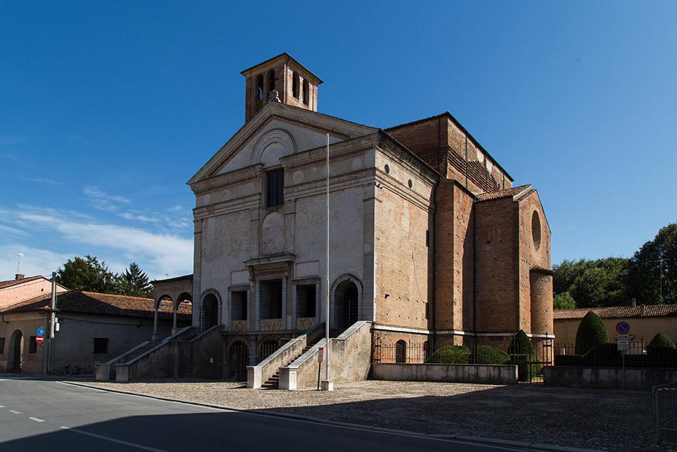 Fabian Fröhlich, Mantova, Chiesa di San Sebastiano