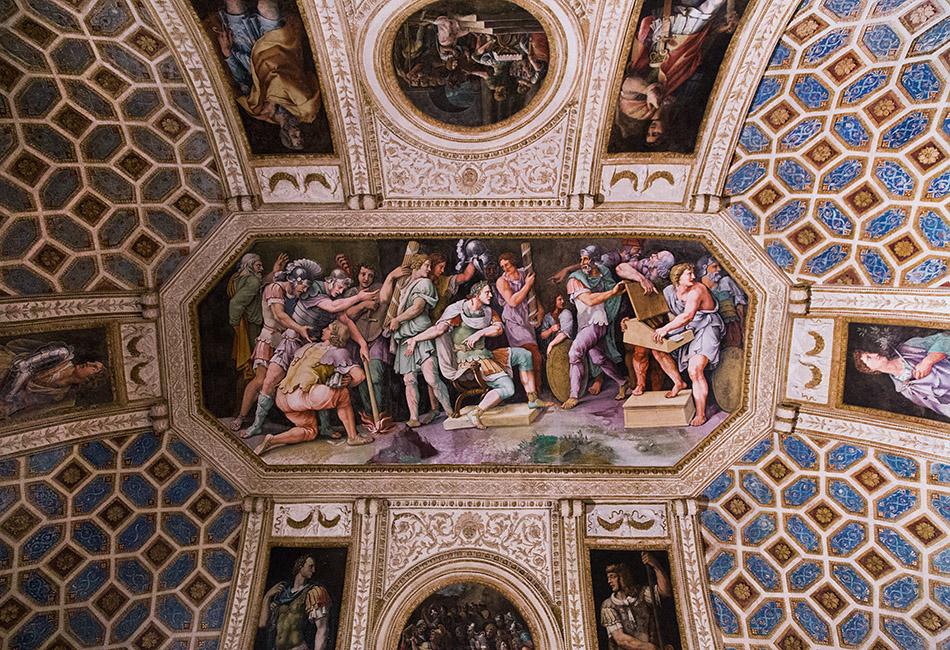Fabian Fröhlich, Mantova, Palazzo Te,