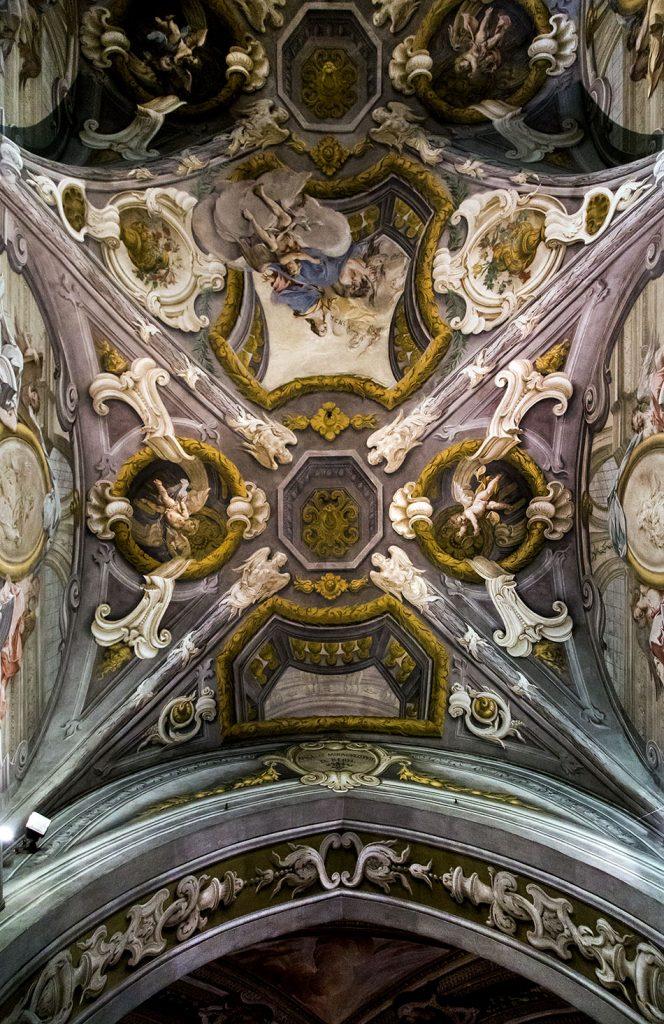 Fabian Fröhlich, Parma, Duomo, Cattedrale di Santa Maria Assunta, Capella dell Madonna degli Angeli,