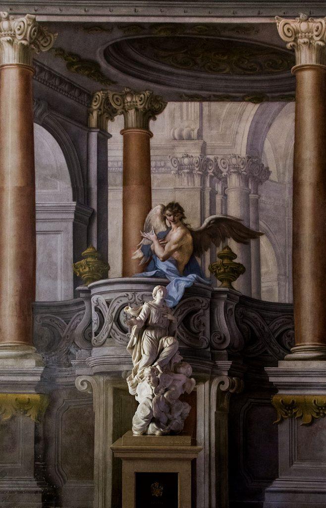 Fabian Fröhlich, Parma, Dumo, Cattedrale di Santa Maria Assunta, Cappella dell Madonna degli Angeli, Frsco by Sebastiano Galeotti