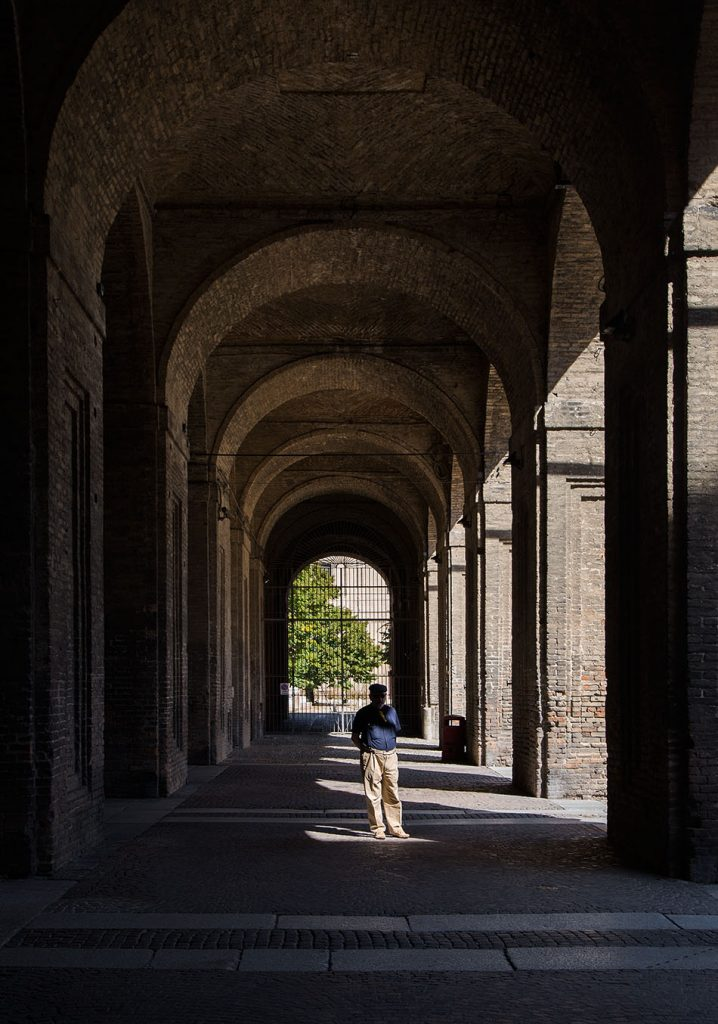 Fabian Fröhlich, Parma, Palazzo dell Pilotta