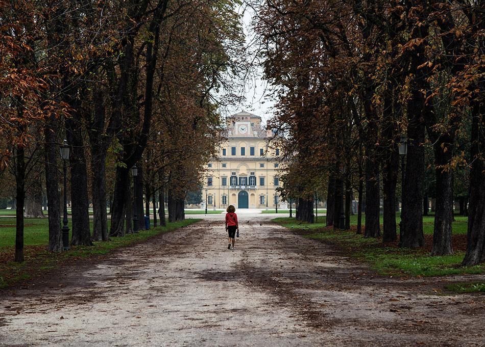 Fabian Fröhlich, Parma, Palazzo Ducale