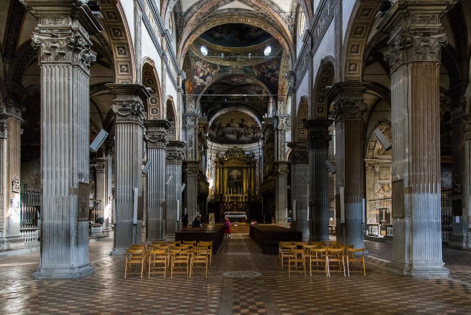 Fabian Fröhlich, Parma, San Giovanni Evangelista,