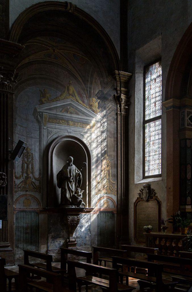 Fabian Fröhlich, Parma, San Giovanni Evangelista