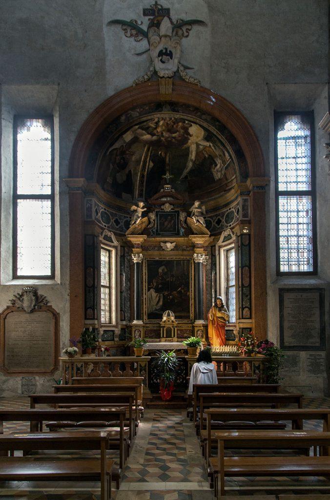 Fabian Fröhlich, Parma,San Giovanni Evangelista