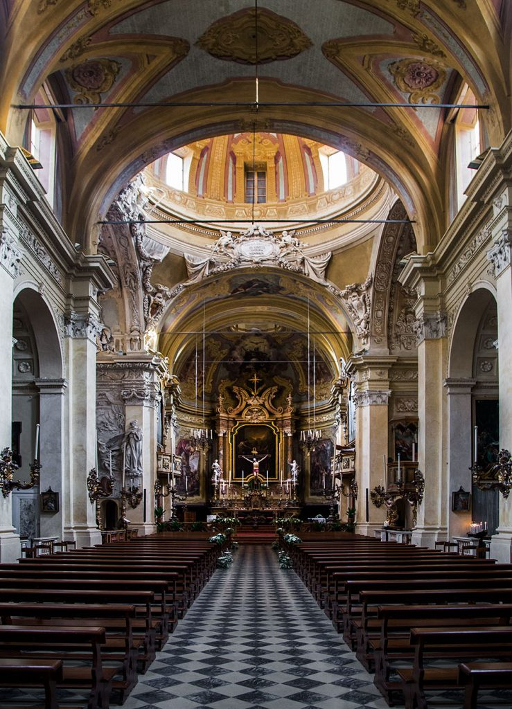 Fabian Fröhlich, Parma, Chiesa di San Vitale
