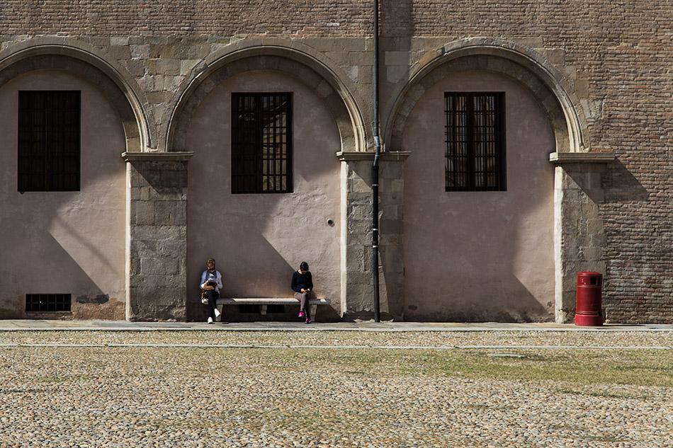 Fabian Fröhlich, Parma, Palazzo vescovile