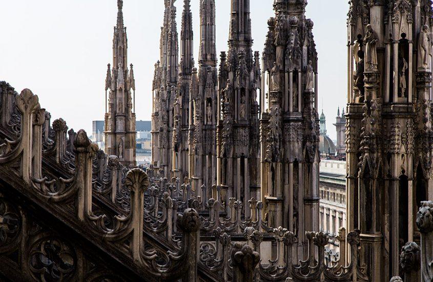 Fabian Fröhlich, Duomo die Milano
