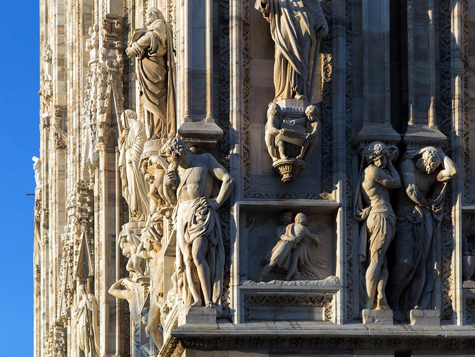 Fabian Fröhlich, Duomo di Milano
