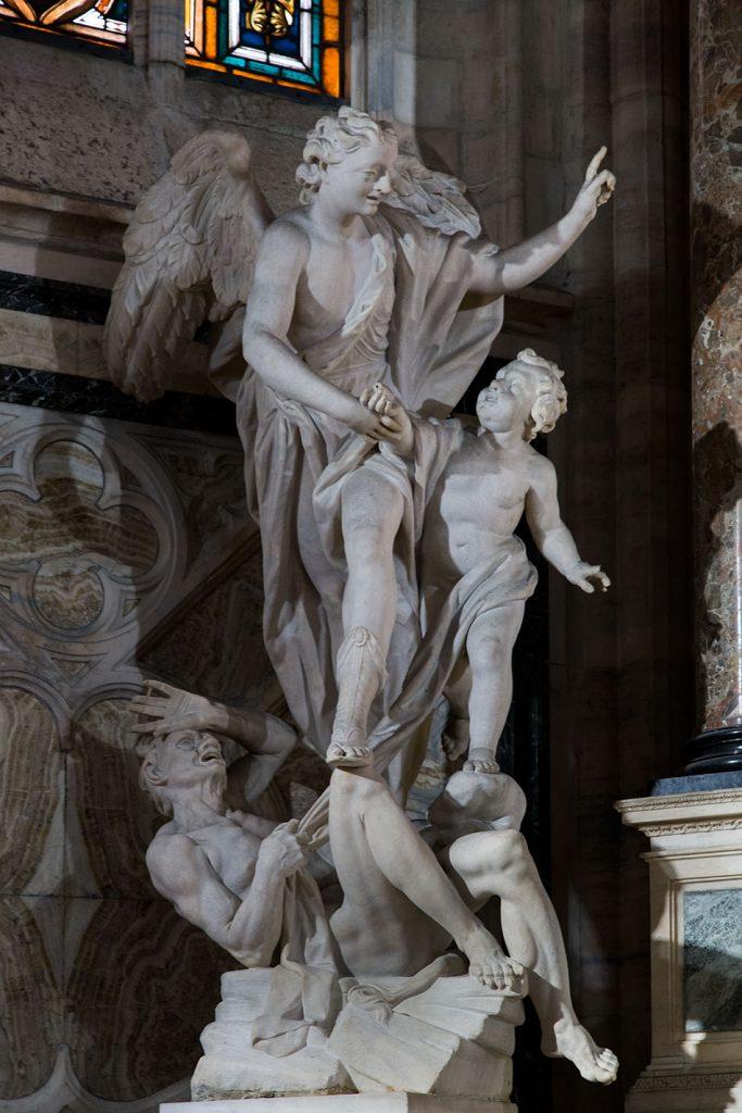 Fabian Fröhlich, Duomo di Milano, Altar of Saint Giovanni Bono