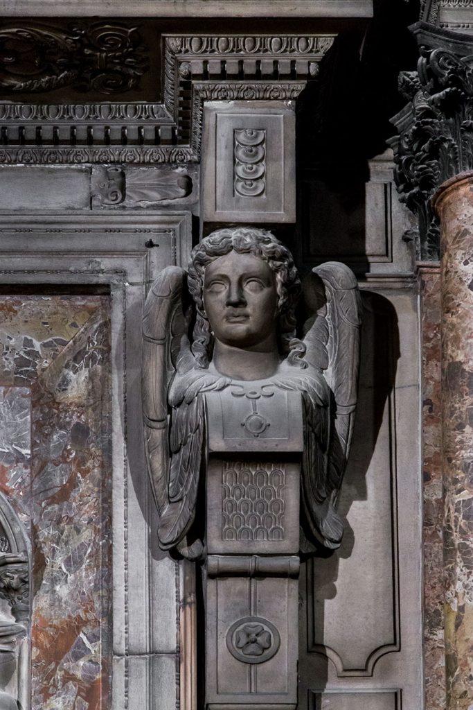 Fabian Fröhlich, Duomo di Milano, Saint Ambrose altar