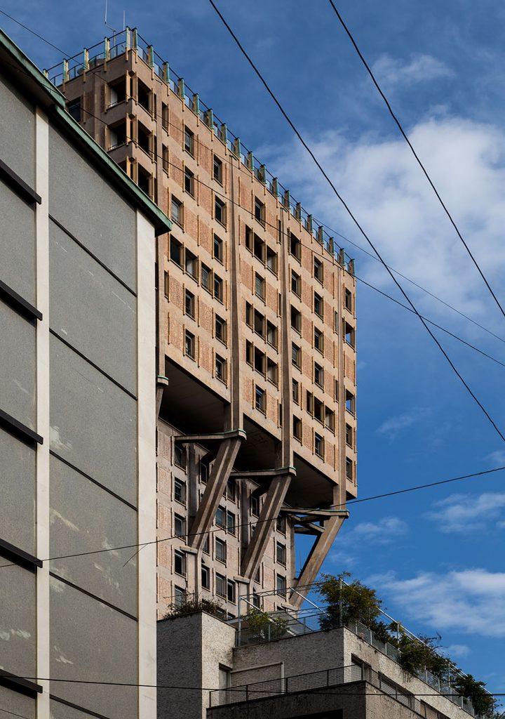 Fabian Fröhlich, Mailand, Torre VelascaTorre Velasca