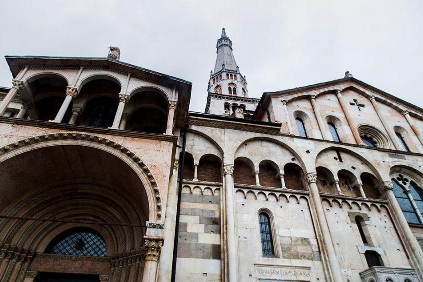Fabian Fröhlich. Duomo di Parma, Porta Regia