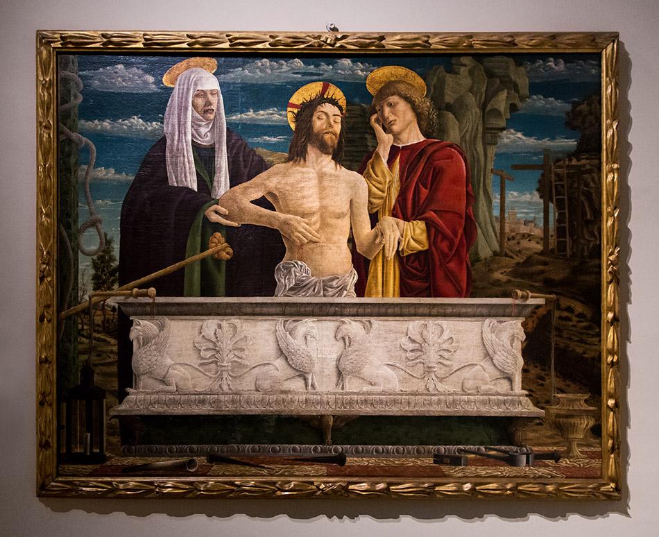 Fabian Fröhlich, Modena, Galleria Estense, Bartolomeo Bonascia, Pietà