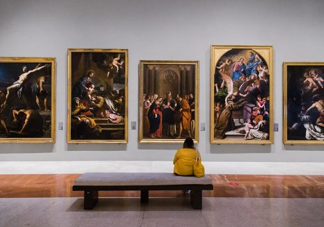 Fabian Fröhlich, Modena, Galleria Estense,