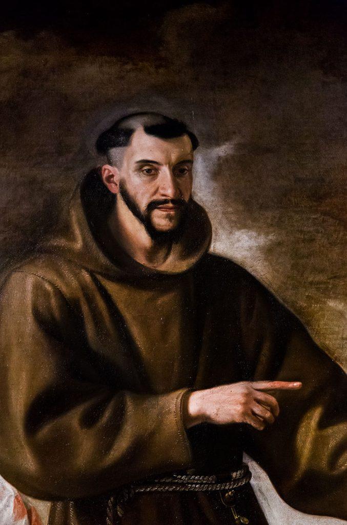 Fabian Fröhlich, Modena, Galleria Estense, Matteo Loves, Fra Giovan Battista da Modena, former Alfonso III d'Este