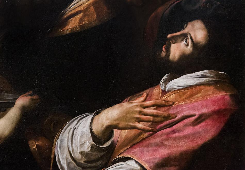 Fabian Fröhlich, Modena, Galleria Estense, La circoncisione di Gesù, Procaccini Giulio Cesare