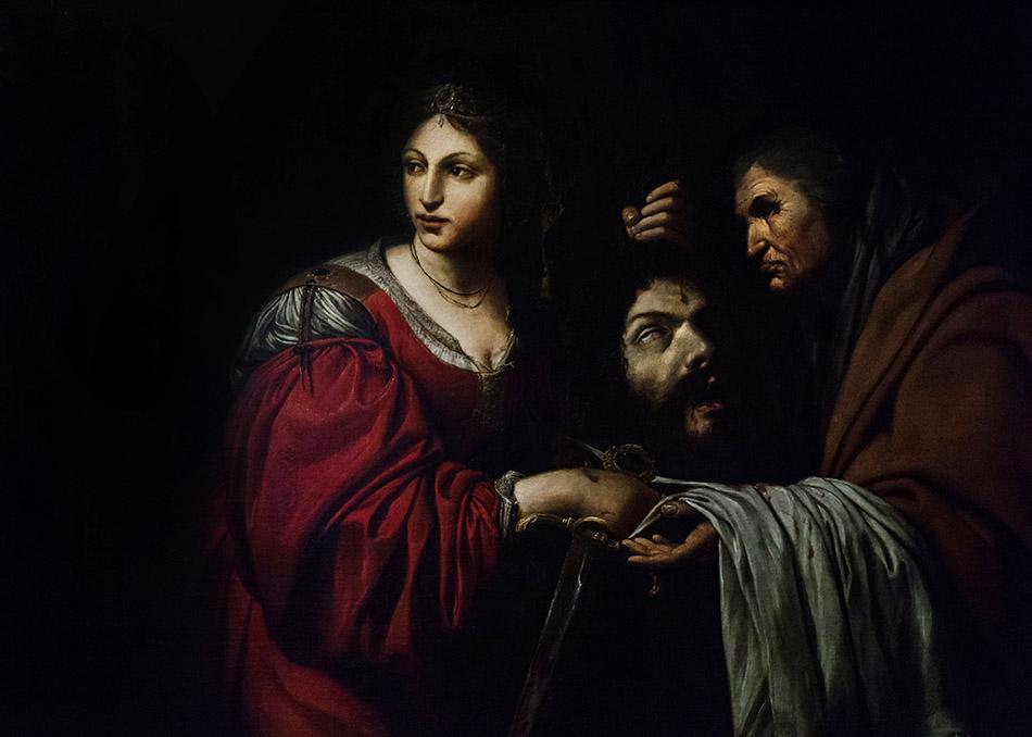 Fabian Fröhlich, Galleria Nazionale di Parma, Palazzo dell Pilotta, Lionello Spada,, Giudetta