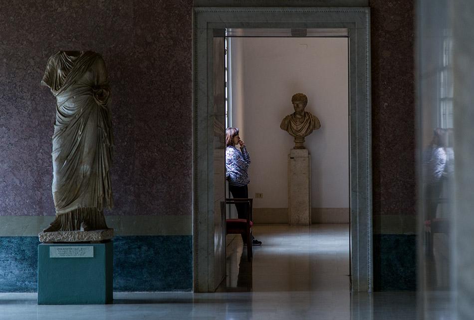 Fabian Fröhlich, Galleria Nazionale di Parma, Palazzo dell Pilotta,