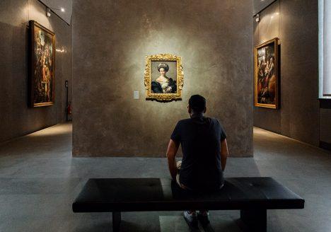 Fabian Fröhlich, Galleria Nazionale di Parma, Palazzo dell Pilotta, La Schiava turca (The Turkish Slave)