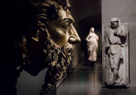 Fabian Fröhlich, Museo del Duomo di Milano, Beltramino de Zutti, Padre Eterno