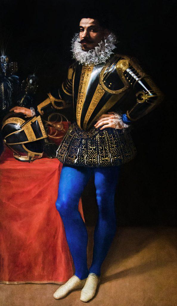 Fabian Fröhlich, Pinacoteca di Brera di Milano, Ambrogio Figino, Lucio Foppa Giovanni