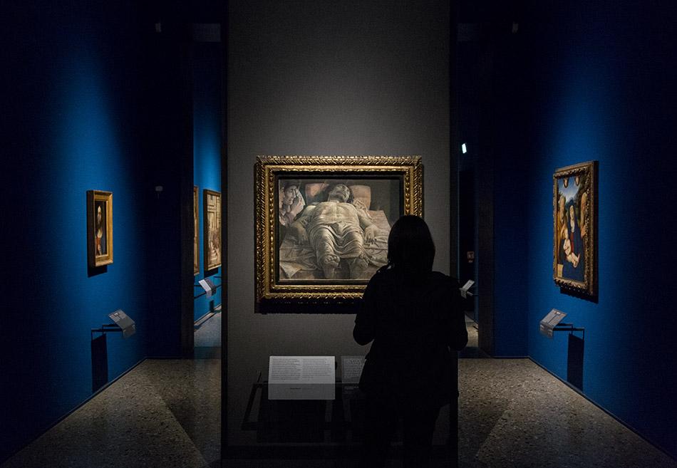 Fabian Fröhlich, Pinacoteca di Brera di Milano,