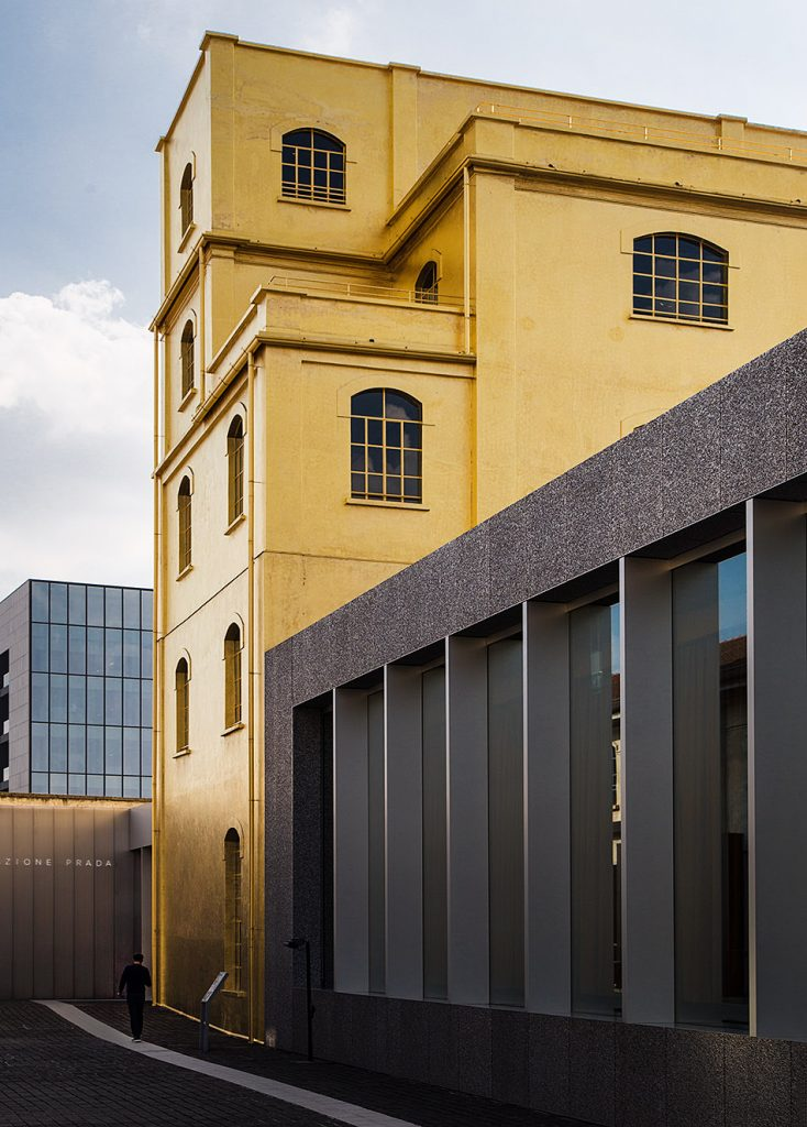 Fabian Fröhlich, Milano, Fondazione Prada, Haunted House i