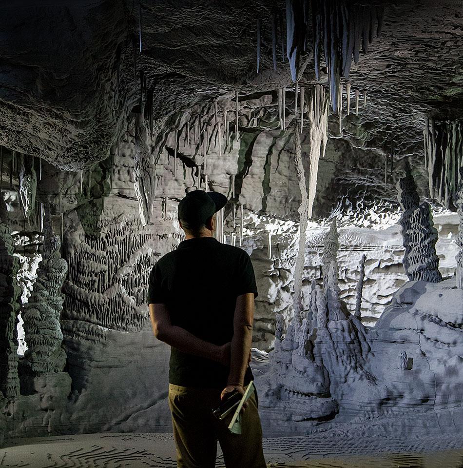 Fabian Fröhlich, Milano, Fondazione Prada Thomas Demand, Processo Grottesco,