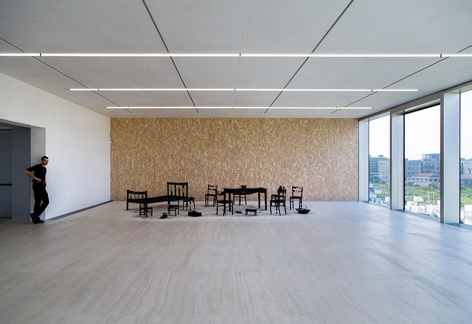 Fabian Fröhlich, Milano, Fondazione Prada, Mona Hatoum, Remains of the Day