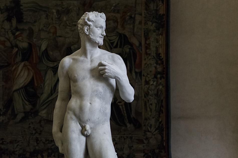 Fabian Fröhlich, Castello Sforzesco Milano, Museo d'Arte Antica, Stoldo Lorenzi, Adamo