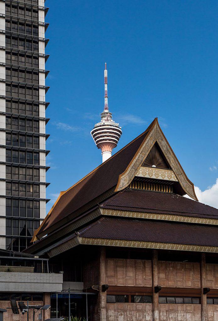 Fabian Fröhlich, Kuala Lumpur, Menara Bumipatra and Menara KL