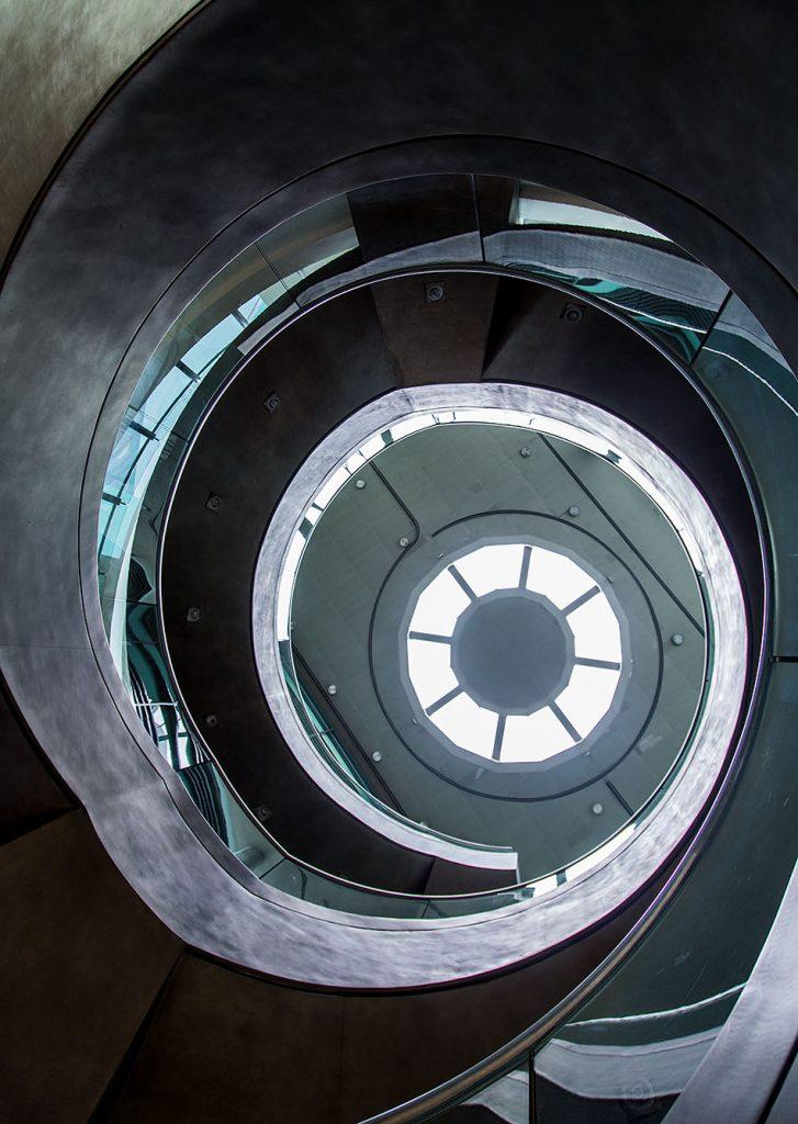 Fabian Fröhlich, Kuala Lumpur, Bank Negara Malaysia Museum and Art Gallery, Staircase