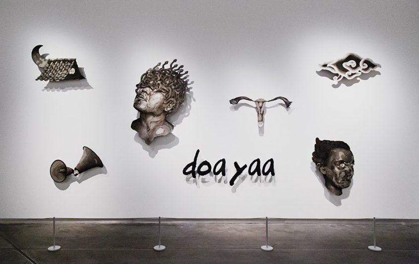"""Fröhlich, Kuala Lumpur, Ilham Tower, Ilham Gallery, Exhibition """"The Body Politic and the Body"""""""