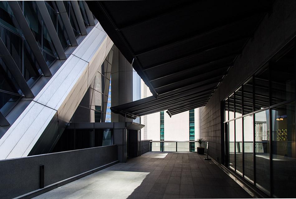 Fröhlich, Kuala Lumpur, Ilham Tower, terrace