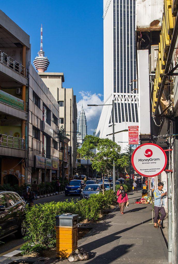 Fabian Fröhlich, Kuala Lumpur, Lebuh Pudu