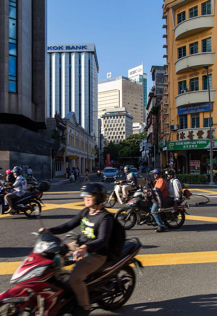 Fabian Fröhlich, Kuala Lumpur, Jalan Tun Tan Cheng Lock