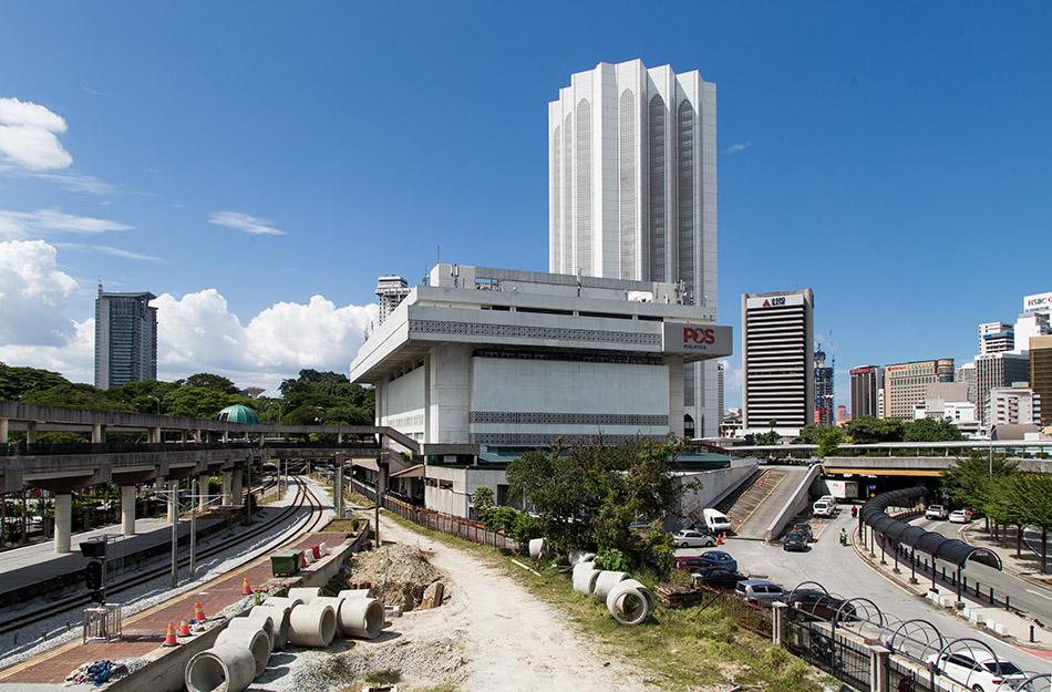 Fabian Fröhlich, Kuala Lumpur, Pasar Seni Station